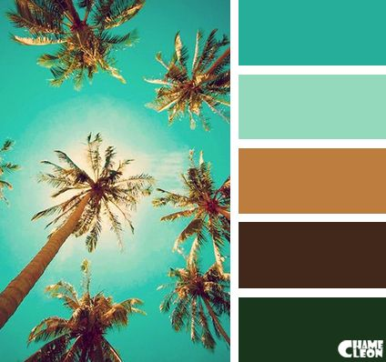 1000 ideas about tropical colors on pinterest nautical for Tropical exterior house colors