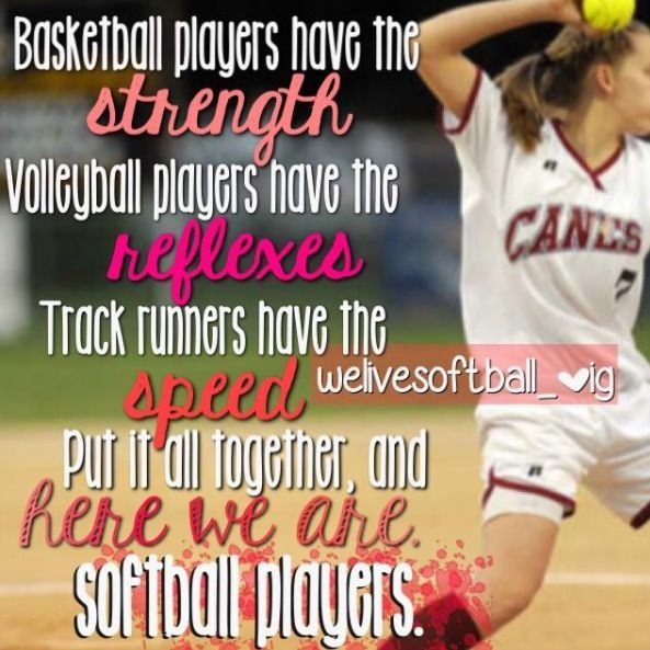 Softball First Baseman Quotes. QuotesGram