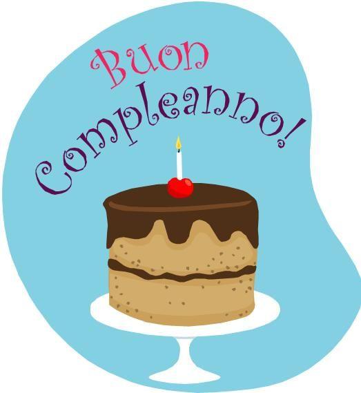 Поздравления с днем рождения на итальянском языке открытки