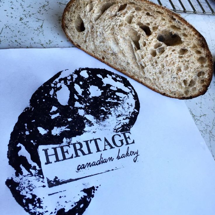 Decided to try and make a logo for our baking company.  Thought that the crumb of our bread would be an ideal stamp