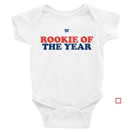 Baby - Rookie of the Year - Chicago Cubs
