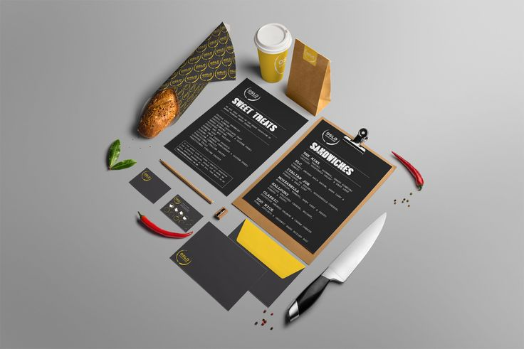 Oslo Restaurant branding concept © Copyright 2014 Ignite Design