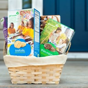 Into the Girl Scout Cookie Jar