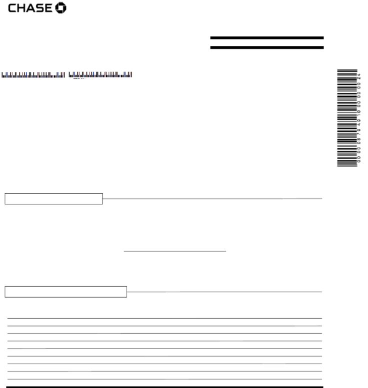 Chase bank statement sample cpunkt in blank bank
