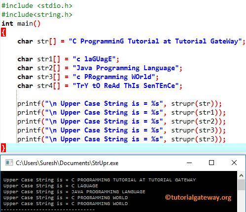 18 best c programming images on pinterest c programming computer strupr in c programming 1 fandeluxe Images