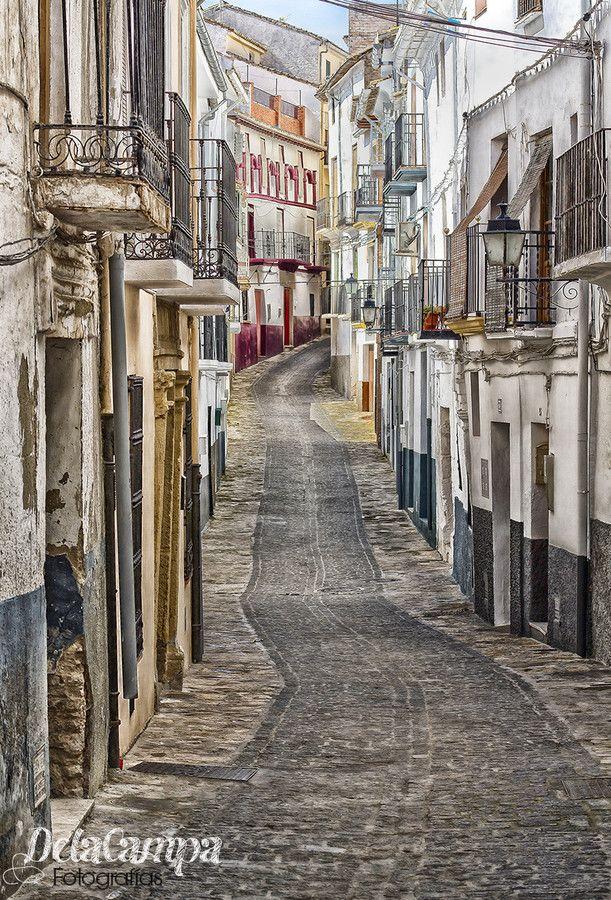 Calle de Alhama de Granada by delacampa on 500px