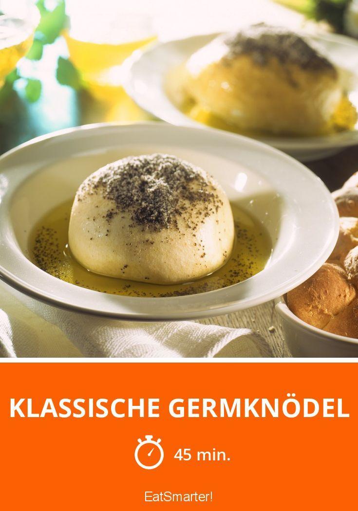 Klassische Germknödel - smarter - Zeit: 45 Min. | eatsmarter.de