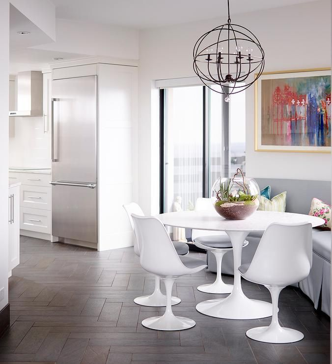 Freestanding Banquette Seating: Best 25+ Corner Dining Table Ideas On Pinterest