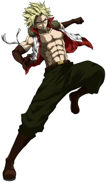 sting (Fairy tail)