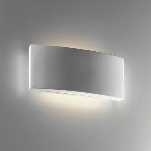 AZALEA BIANCA CONVEX - Lampada da parete, Applique - BELFIORE ILLUMINAZIONE