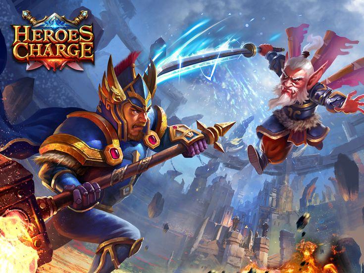 Heroes Charge Hack - 999,999 Gems in 5 Minutes