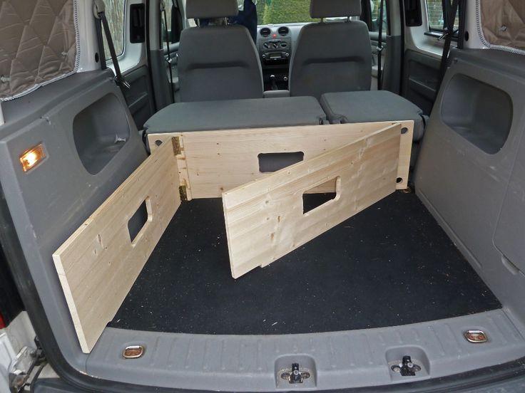 Für t4 mit Ausschnitt radkasten u.ggf.in andere Richtung ausklappbar/» VW Caddy Camper Ausbau REINER BECK my private blog