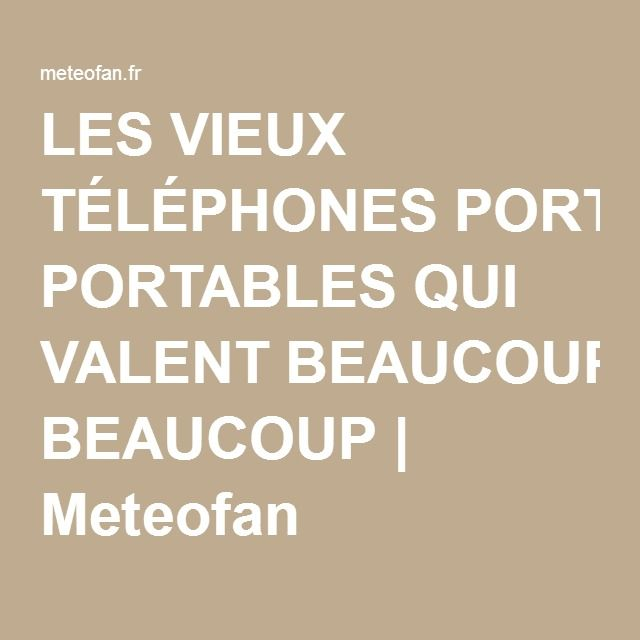 The 25+ best ideas about Vieux Telephone on Pinterest Vieux - faire ses plan de maison gratuit