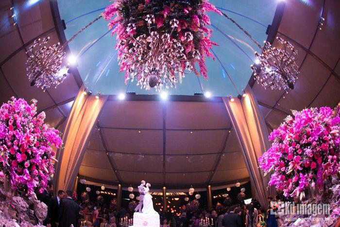 1000+ images about Decoração de Casamento Rosa Pink on Pinterest