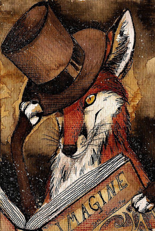 culpeo-fox deviantart gallery   Imagine... by Culpeo-Fox