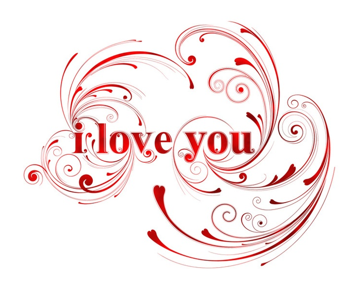 By E. Kostiuchenko: I love you!