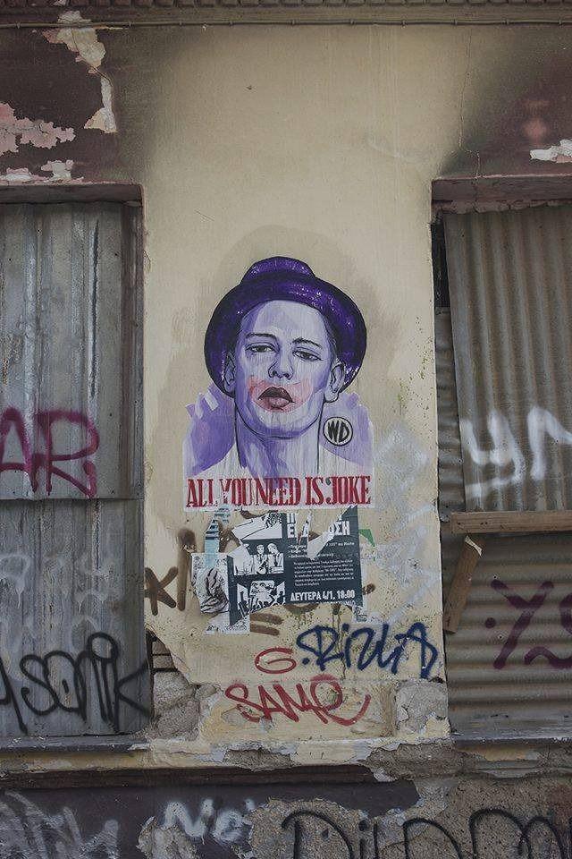 #streetart #greece