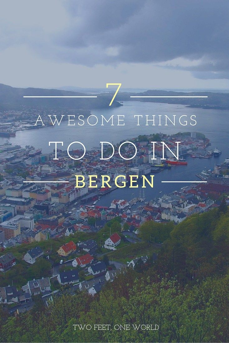 7 Awesome Things to Do in Bergen, Norway - Two Feet, One World