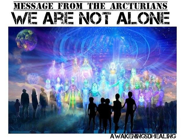 Message for Light Warriors From The Arcturian Council
