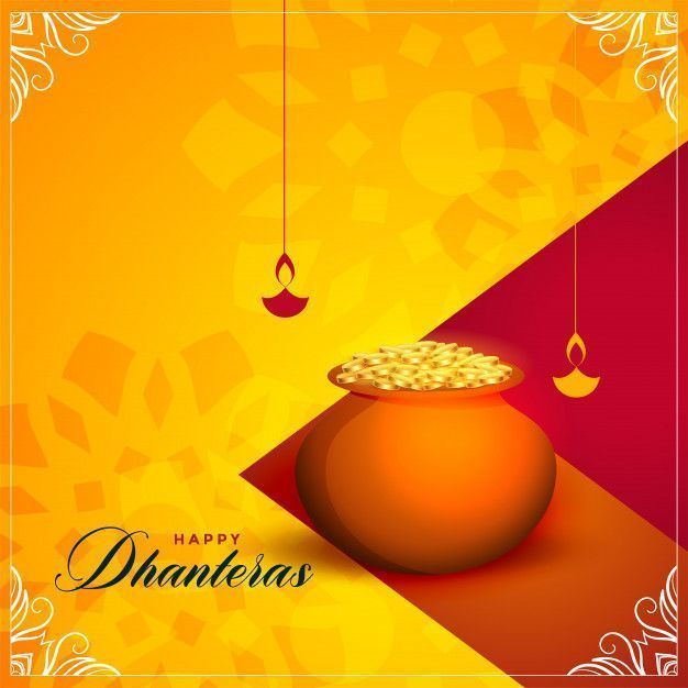 Download The Best Dhanteras Wishes Whatsapp Statuses 2019
