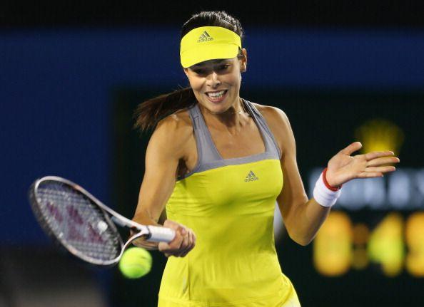 Ana Ivanovic  Sexy Female Tennis Players  Tennis Players -4532