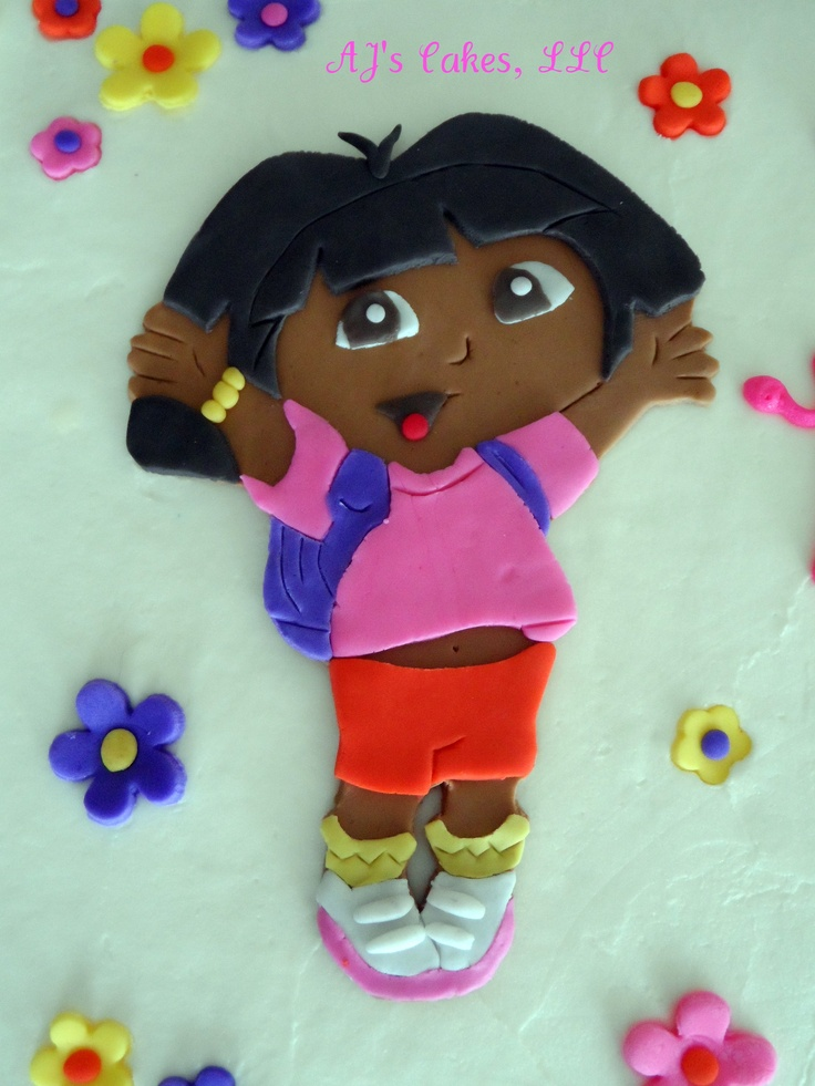 7 best images about Dora cake on Pinterest | .tyxgb76aj ...
