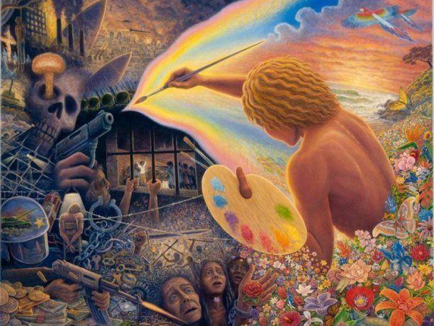 18 σημάδια που δείχνουν ότι γεννηθήκατε για να αλλάξετε την ανθρώπινη συνειδητότητα