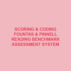 Learn the assessment tools used in the Benchmark Assessment System, the scoring and coding process, and the importance of data-driven, assessment based instruction.
