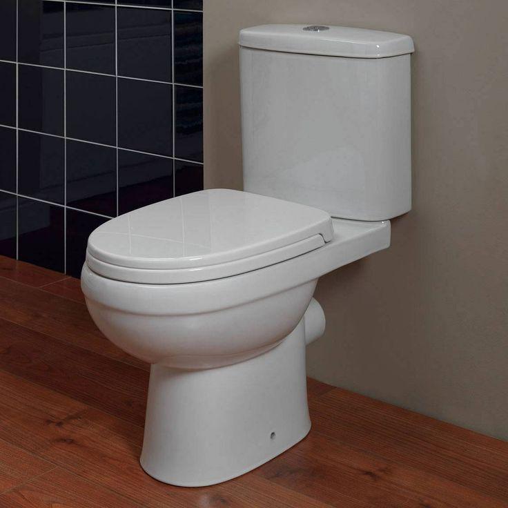 Energy Close Coupled Toilet inc Seat