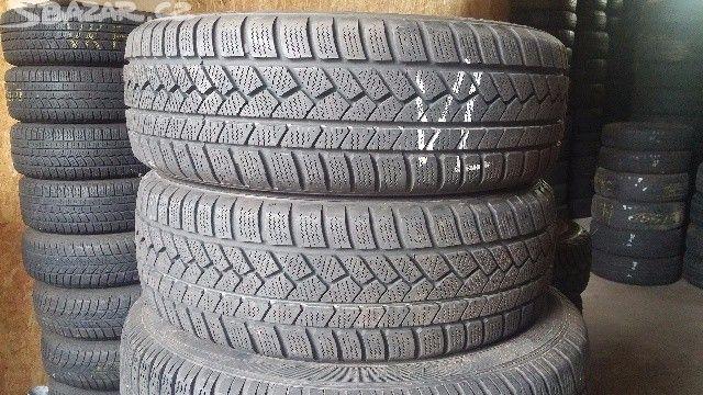 2ks zimní pneu 185/60/15 88T Continental - obrázek číslo 1