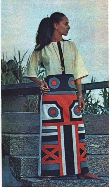 Maria Bethânia. Estampa