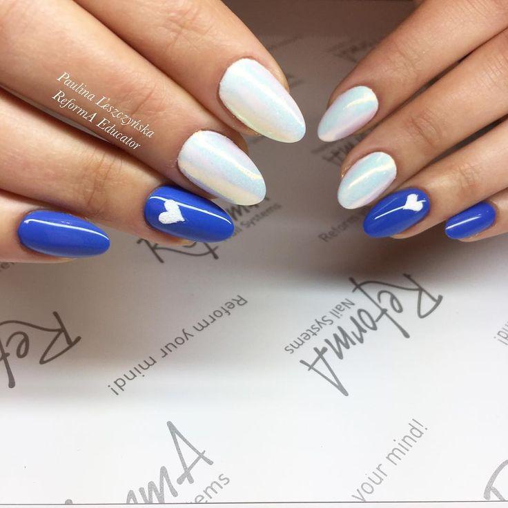 Ślubne paznokcie to nie tylko french lub Babyboomer ������ #wedding #weddingnails #instanails #nails #reforma #reformanails #nailswag #nailsart #nailstyle #nailstagram #swag #photooftheday #nailsoftheday #nailfashion #girl #fashion #photography #photoshoot #summer #nails #manicurehybrydowy #manicure #gelpolish #mani #paznokcie #paznokcieotwock #girls #moments #day #sun http://tipsrazzi.com/ipost/1504958948259542356/?code=BTisDCYjjVU
