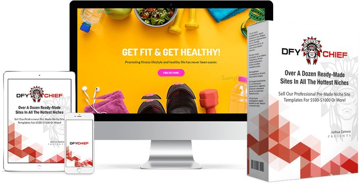 DFY Chief By Joshua Zamora Review - Profit $500 - $1,000+ Over and Over By Selling Our Pre-Made Niche Site Templates in over a Dozen of the Hottest Niches…