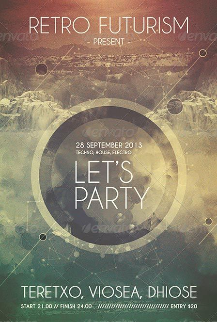 Let's Party #design #art