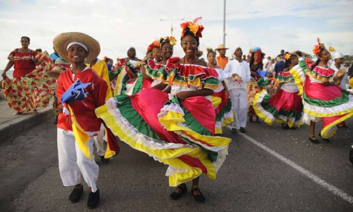Colombian Independence Day (Shutterstock: see credit below)
