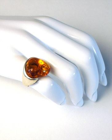 Poul Havgaard Amber Ring
