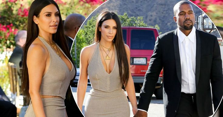 Kimye hit up a pals nuptials - lets just hope the bride doesn't mind the attention