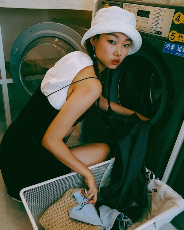 #Bae Yoon Young is a Korean model signed to the K-Plus Model agency #fashion # YG_KPLUS