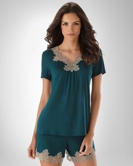 Sleepwear for Women - Pajamas, Robes, Sleepshirts & More - Soma Intimates love this color!!  My Soma Wish List Sweeps