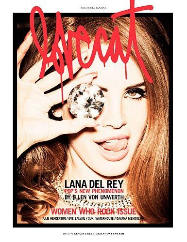 Diamonds are Lana best friends na Lovecat!