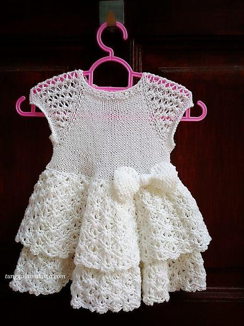 Angel Dress Knitting Pattern : 17 Best images about knit picks on Pinterest Free ...