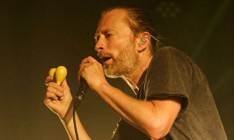 Thom Yorke with Atoms For Peace: Spotify
