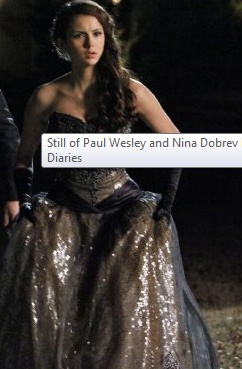 From tonight's Vampire Diaries episode.. I want this dress.
