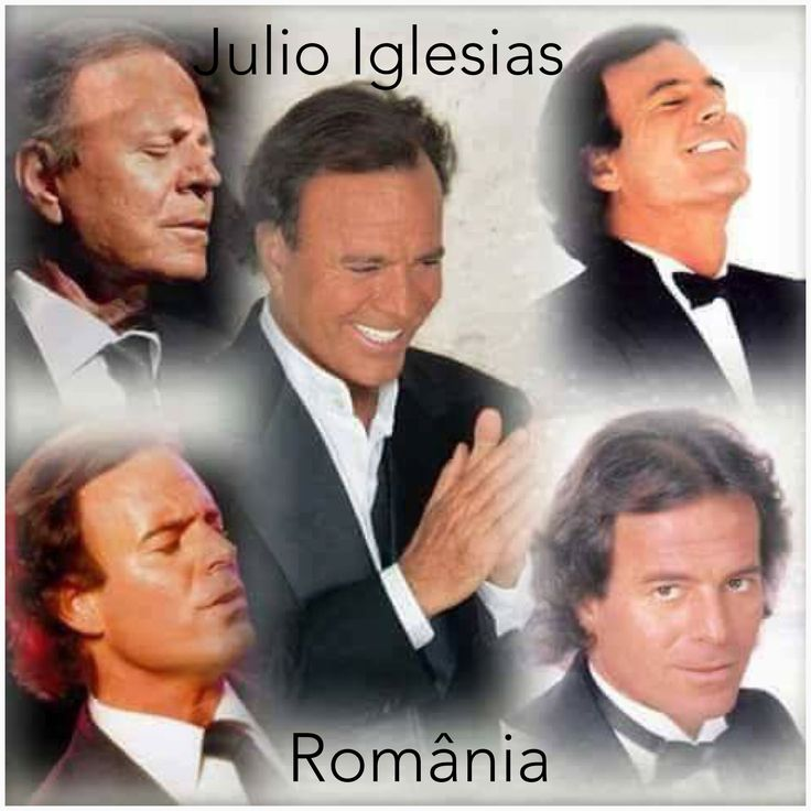 A LIFE WITH JULIO IGLESIAS IN MY HISTORY FOR MY LEGEND JULIO