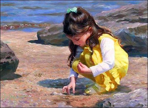 122 besten Arte - Crianças Bilder auf Pinterest | Kleine mädchen ...