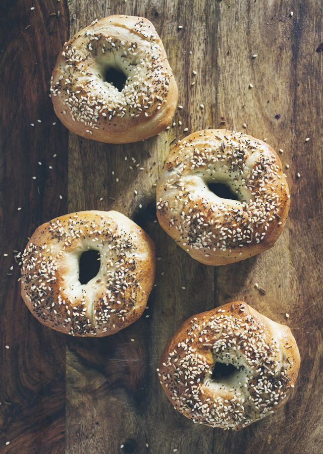 Everything Bagels With Eva Kolenko Conundrum Food
