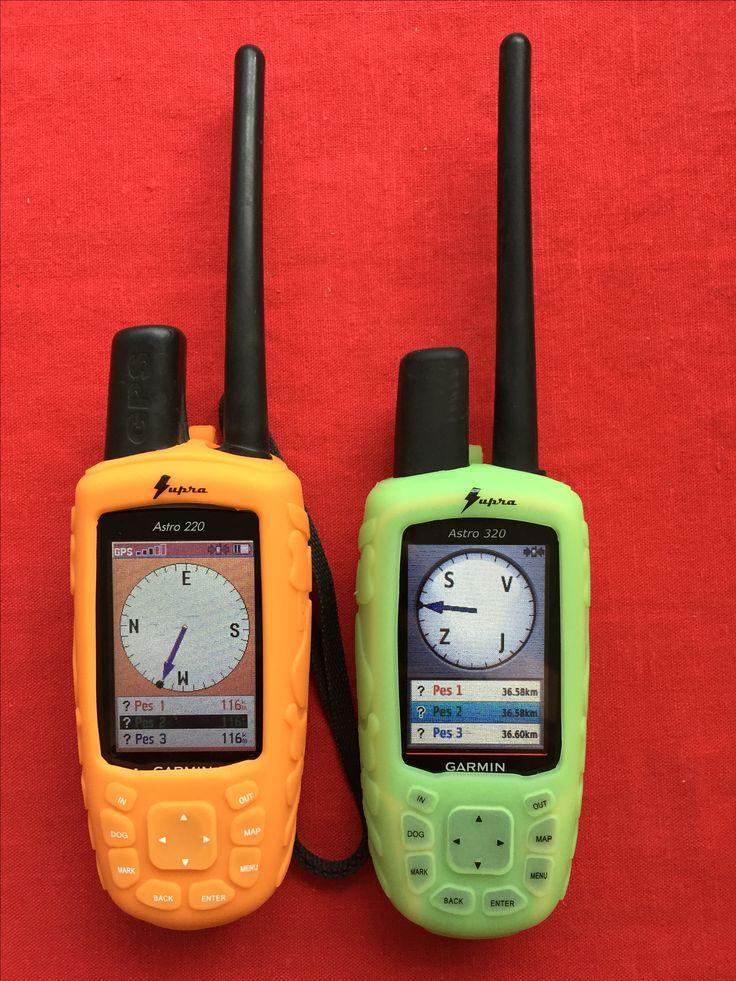 Supra silicon case for Garmin Astro 220 and Garmin Astro 320