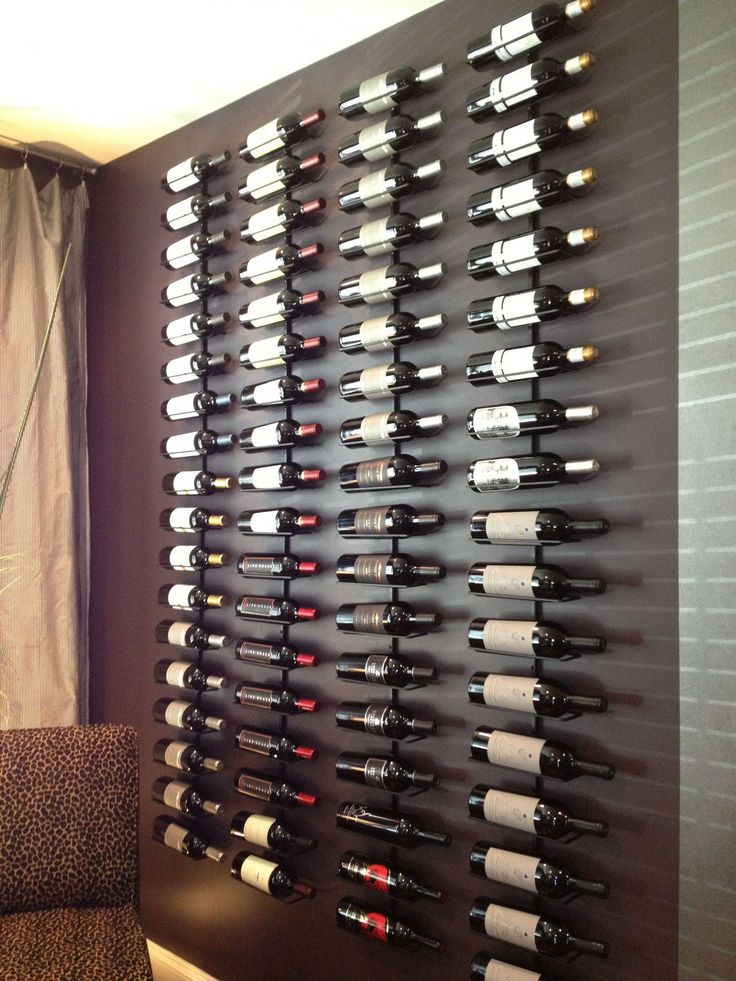 40 Creative Diy Wine Rack Wall Decor Ideas For Your Home
