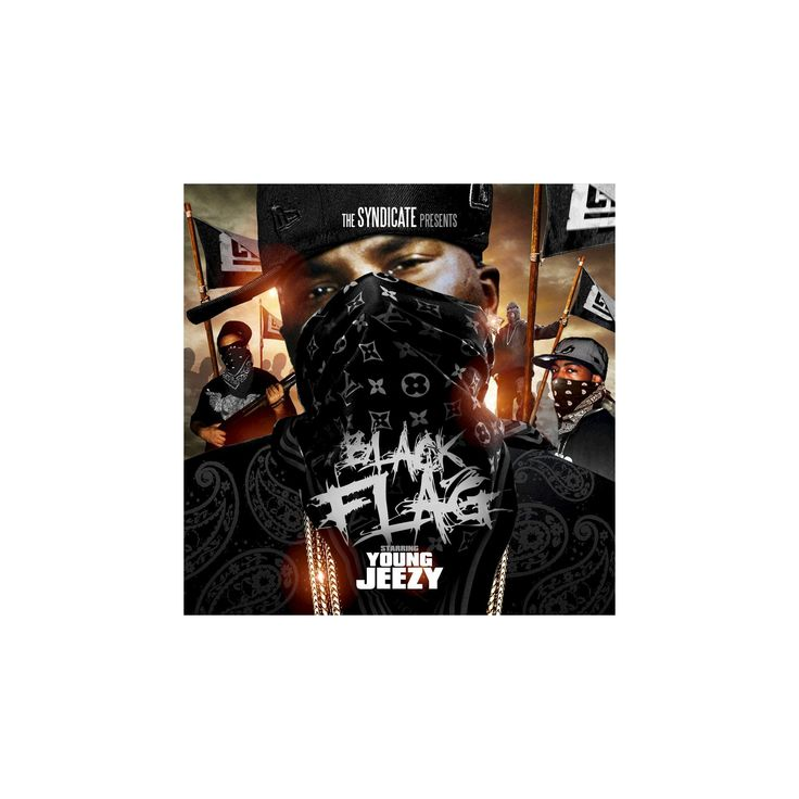 Young jeezy - Black flag [Explicit Lyrics] (CD)