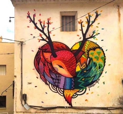 by Julieta xlf in Valencia, Spain, 2014 (LP)